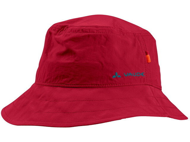 VAUDE Linell Hat Kids indian red